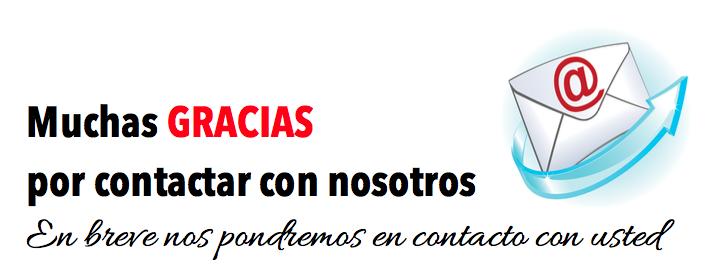 email gracias