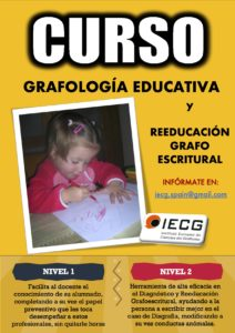 Curso grafologia educativa